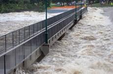 Australia: Lũ lụt nghiêm trọng hơn khi đập thủy điện xả nước