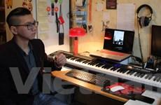 Chàng sinh viên Việt mong muốn quảng bá âm nhạc dân tộc trên đất Nga