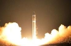 Mỹ thúc đẩy hợp tác với Nhật để đối phó tên lửa đạn đạo xuyên lục địa