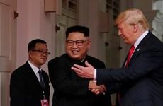 """Những """"quân bài"""" của ông Trump trong cuộc gặp với ông Kim Jong-un"""