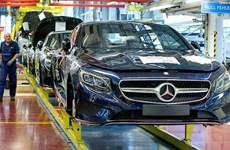 Doanh số bán xe trong tháng 1 của Mercedes-Benz sụt giảm