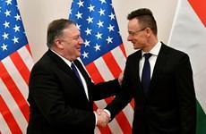 Hungary bác bỏ cảnh báo của Mỹ rằng Nga chia rẽ phương Tây