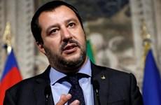Italy bày tỏ sẵn sàng hạ nhiệt căng thẳng ngoại giao với Pháp