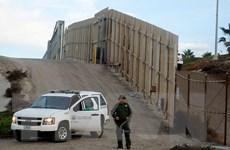 Mỹ: Thỏa thuận ngân sách biên giới không gồm kinh phí xây bức tường