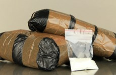 Triệt phá đường dây vận chuyển 10kg ma túy đá và ổ nhóm tín dụng đen