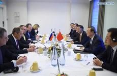 Hội nghị An ninh Munich: Trung Quốc thúc đẩy hợp tác với Nga và Đức