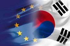 Quy mô thương mại Hàn Quốc-EU vượt mức 100 tỷ euro