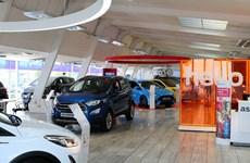 Đại học tư thục Nam Cần Thơ xây showroom ôtô cho sinh viên thực hành