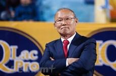 """HLV Park Hang-seo """"lên giây cót"""" cho vòng loại U23 châu Á 2020"""