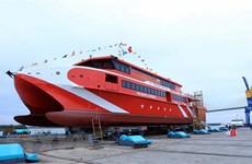 Tàu cao tốc Vũng Tàu-Côn Đảo mới đưa vào vận hành đã gặp sự cố