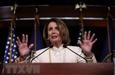 Chủ tịch Hạ viện Mỹ kêu gọi sự ủng hộ chấm dứt tình trạng khẩn cấp