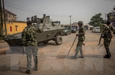 Quân đội Nigeria kiên quyết xử lý tình trạng gian lận phiếu bầu