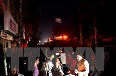 Vụ hỏa hoạn tại Bangladesh: Số người thiệt mạng tăng mạnh