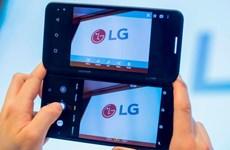 LG công bố điện thoại thông minh 5G màn hình kép đầu tiên
