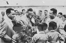 Hình ảnh Thủ tướng Phạm Văn Đồng thăm Triều Tiên năm 1961