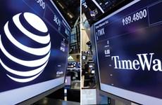 Tòa án Mỹ bác đơn kiện của Bộ tư pháp, ủng hộ AT&T mua lại Time Warner