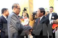 Đoàn đại biểu Lãnh đạo cấp cao Triều Tiên thăm thành phố Hải Phòng