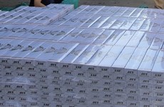 Vận chuyển thuốc lá lậu, một đối tượng bị phạt 355 triệu đồng