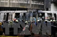 Ai Cập công bố nguyên nhân vụ tai nạn gây hỏa hoạn tại nhà ga Cairo