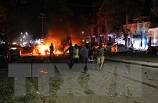 Somalia: Thương vong tăng cao trong vụ đánh bom xe ở Mogadishu