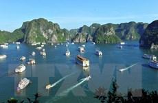 Chiêm ngưỡng Vịnh Hạ Long - một trong 7 kỳ quan thiên nhiên mới