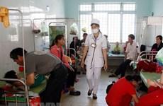 Hải Dương: Ăn nhầm bột thông bồn cầu, 46 học sinh tiểu học nhập viện