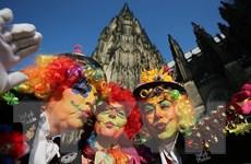 Hình ảnh các nước châu Âu tưng bừng trong mùa lễ hội