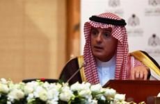 Saudi Arabia ủng hộ giải pháp chính trị cho cuộc khủng hoảng Syria