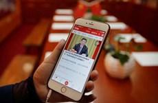 Ứng dụng học chính trị được tải về nhiều nhất ở Trung Quốc