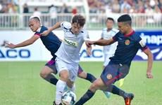 Hoàng Anh Gia Lai thất bại 1-3 trên sân nhà trước Sài Gòn FC
