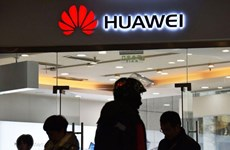 Huawei mở cửa trụ sở đón giới truyền thông nước ngoài vào tham quan