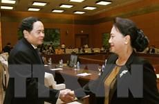 Hội nghị liên tịch giữa Thường vụ Quốc hội và Đoàn Chủ tịch MTTQ
