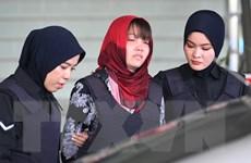 [Video] Đoàn Thị Hương thất thần rời phiên tòa ở Malaysia