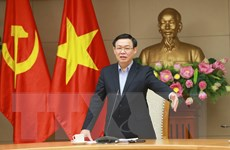 PTT Vương Đình Huệ: Gác chặt nguồn tăng thu để cải cách tiền lương