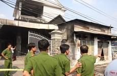Hỏa hoạn tại cửa hàng sửa chữa điện tử, 3 người thiệt mạng
