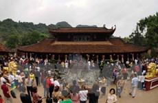 Lễ hội Chùa Hương 2019 thu hút hơn một triệu du khách