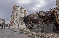 Syria nhấn mạnh giải pháp chính trị để chấm dứt xung đột