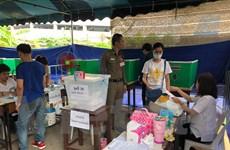 Thái Lan tổ chức bỏ phiếu tổng tuyển cử sớm cho 2,6 triệu cử tri