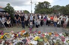 New Zealand sẽ tổ chức lễ tưởng niệm nạn nhân vụ xả súng Christchurch