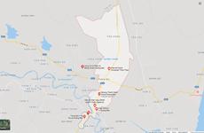 Tai nạn lật xe bồn chở xăng trên Quốc lộ 1A đoạn qua Nghệ An