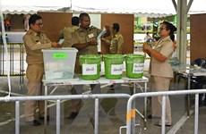Bầu cử Thái Lan: Ủy ban bầu cử hoãn công bố kết quả sơ bộ đến 29/3
