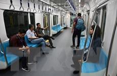 Người dân Indonesia hoan hỉ với tuyến Metro đầu tiên ở Jakarta
