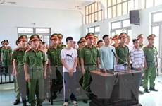 Y án sơ thẩm với 13 đối tượng gây rối tại tỉnh Bình Thuận