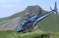 Rơi trực thăng trên núi ở Chile làm 6 người thương vong