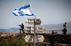 [Mega Story] Hệ lụy sau tuyên bố của Mỹ về Cao nguyên Golan