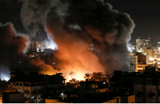 Thủ tướng Israel biện hộ cho cuộc không kích nhằm vào Dải Gaza