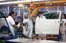 Mexico vươn lên vị trí thứ 4 thế giới về xuất khẩu ôtô