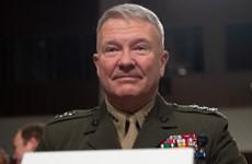 Bộ Chỉ huy Trung tâm của quân đội Mỹ chính thức có tư lệnh mới