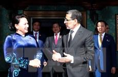 Ký kết các văn kiện hợp tác giữa hai nước Việt Nam và Maroc