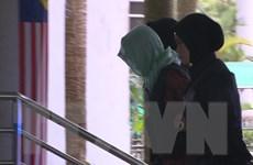 Công tố viên Malaysia đề nghị đổi tội danh cho Đoàn Thị Hương
